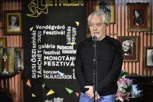 Németh Gábor író