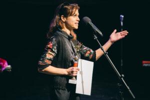 Arany Medál díjátadás 2020-Dombrovszky Linda