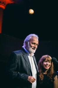 Arany Medál díjátadás 2020-Gáspár Kata és Trokán Péter