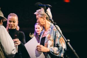 Arany Medál díjátadás 2020-Hámori Ildikó